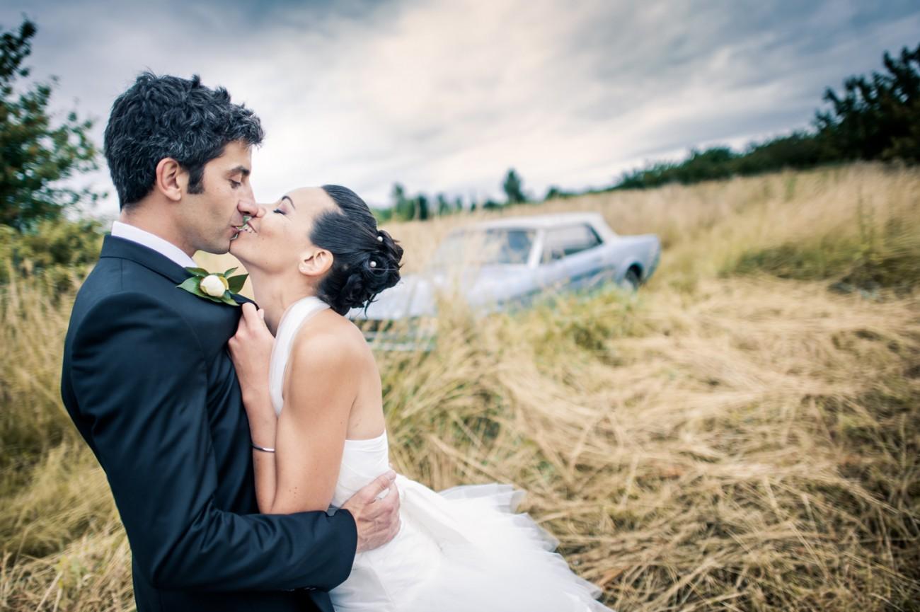Mariage à Lyon - photo de couple