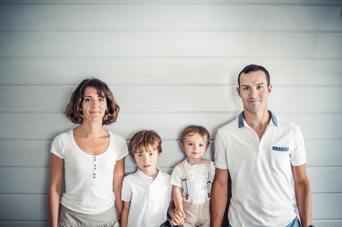 photo famille originale