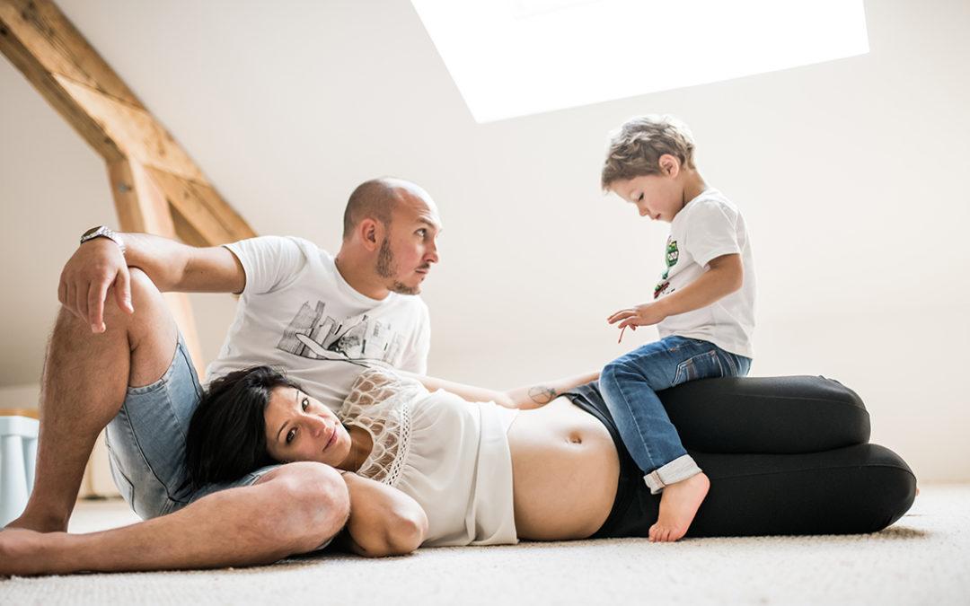 Photographe de grossesse et de naissance