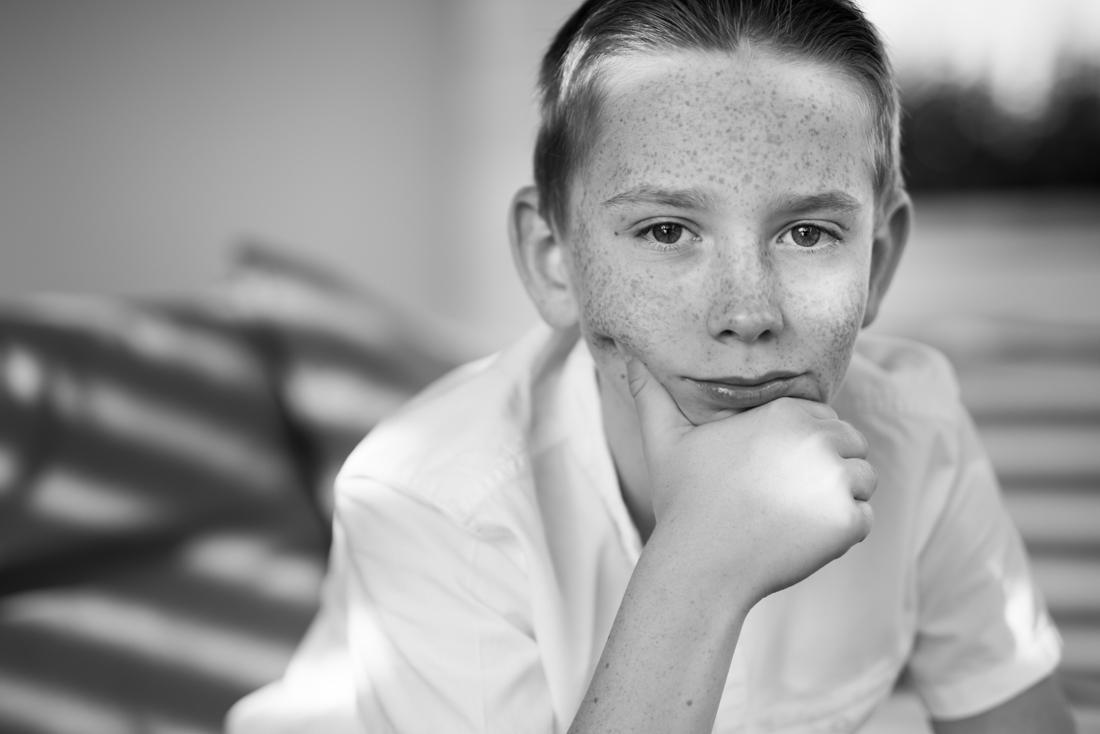 portrait d'enfant et d'adolescent